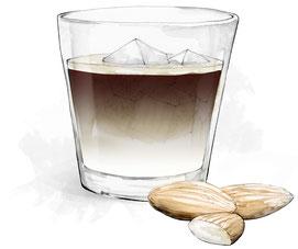 CAFFE ALLA SALENTINA JDAN MARCELLOOO.FR BLOG VOYAGE ITALIE RECETTE ILLUSTRATION