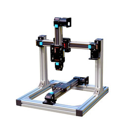 XY STAGE LINEAR GUIDE RAIL