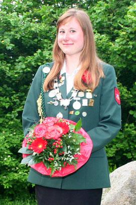 Freihandkönigin Jasmin Stradtmann
