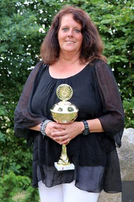 1. Platz Bürgerpokal Anja Griffin
