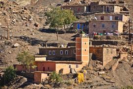 Zagora - Ouarzazate