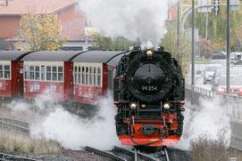 Harzer Schmalspurbahnen HSB, Eisenbahn, Fotogalerie, Bilder, Fotos,