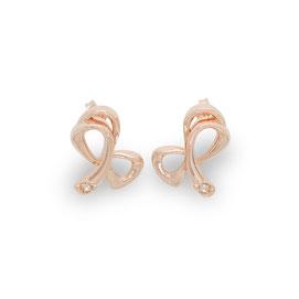 gioielli biancopunto jewels orecchini fiocco