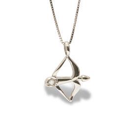 gioielli biancopunto jewels zodiaco segni zodiacali ciondolo sagittario