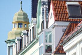 Bremer Haus - Dachgeschosse