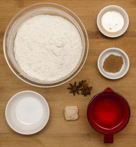 Lebkuchenbrot Rezept Lebkuchenbrot selber backen selber machen Lebkuchen Rezept