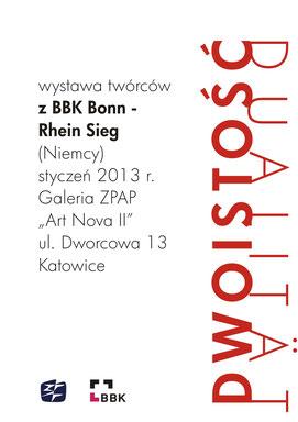 "Stefan Zajonz, Fotografie - Halblicht / Galerie ""Art Nova II "", ZPAP Kattowitz"