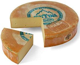 Fontina DOP della Valle d'Aosta (33,00 €/kg) AGOTADO