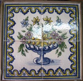 """""""Blütenschale"""" Art.-Nr.: PN-128, Größe: 28x28cm"""