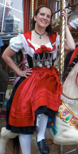 Show, Tradition, traditionell, Tracht