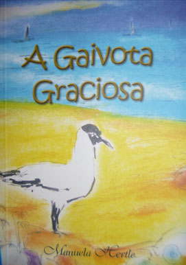 "Kinderbuch auf portugiesisch ""A Gaivota Graciosa"""