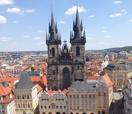 Torens van Praag