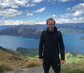 Uitzicht Lake Wanaka Roys Peak
