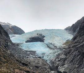 Gletsjer franz josef