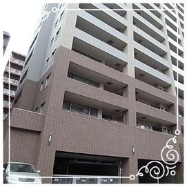 外観/駐車場↓北大前シティハウス-HokudaimaeCityHouse
