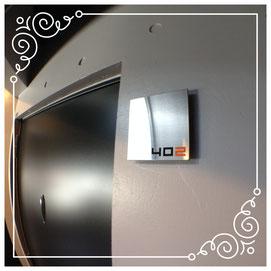 外観/玄関↓セントライズ402号室-CentRise-402