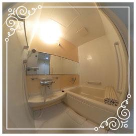 浴室」↓パノラマ内覧体験はこちらから↓