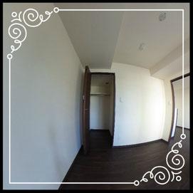 洋室①収納↓360°画像によるバーチャル内覧はこちら。↓グレースガーデンN30-202号室