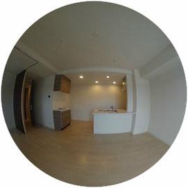 内装/室内↓360°画像によるバーチャル内覧はこちら。↓ラ・クラッセ札幌ステーションラフィーネ904号室-LaClasseSapporoStationRaffine-904