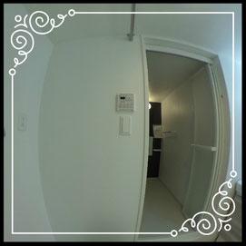 浴室乾燥機↓360°画像によるバーチャル内覧はこちら。↓レジデンスパーク札幌北