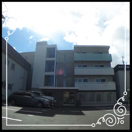 外観①↓360°画像によるバーチャル内覧はこちら。↓レジデンスパーク札幌北