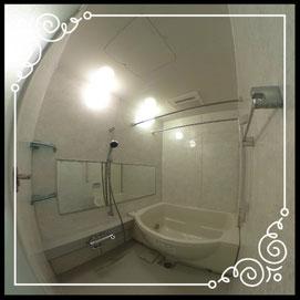 浴室↓パノラマで内覧体験できます。↓D'グラフォート札幌ステーションタワー511号室