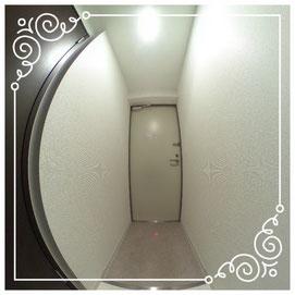 玄関↓パノラマで内覧体験できます。↓マンダリン北7条302号室-MandarinN7-302