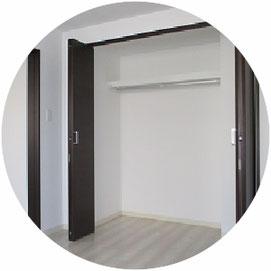内装/専有部↓360°画像によるバーチャル内覧はこちら。↓リュクスN22-luxeN22