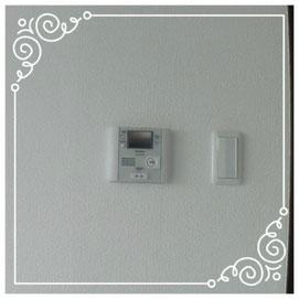 TVモニター付インターフォン↓パノラマで内覧体験できます。↓マンダリン北7条302号室-MandarinN7-302