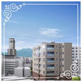 イメージ↓ラ・クラッセ札幌ステーションプラス LaClasseSapporoStationPlus