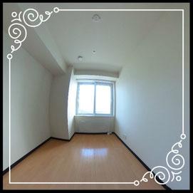 洋室①暖房器具↓パノラマで内覧体験できます。↓D'グラフォート札幌ステーションタワー511号室