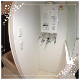 内装/洗濯機置場↓セントライズ402号室-CentRise-402