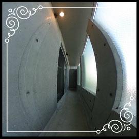バルコニー①↓360°画像によるバーチャル内覧はこちら。↓レジデンスパーク札幌北