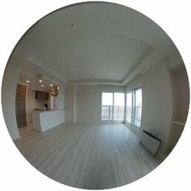 内装/専有部↓360°画像によるバーチャル内覧はこちら。↓ブランズタワーアイム札幌大通公園1604