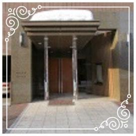 外観/エントランス↓北大前シティハウス-HokudaimaeCityHouse