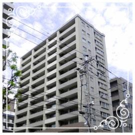 外観↓北大前シティハウス-HokudaimaeCityHouse