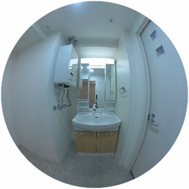 1313号室↓パノラマで内覧体験できます。↓クラークノルド-ClarkNord