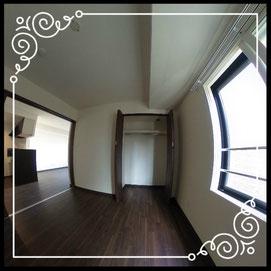 洋室②収納↓360°画像によるバーチャル内覧はこちら。↓グレースガーデンN30-203号室