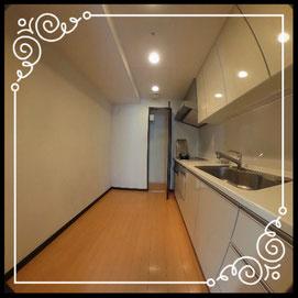 キッチン②↓パノラマで内覧体験できます。↓D'グラフォート札幌ステーションタワー511号室