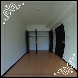 洋室②収納↓パノラマで内覧体験できます。↓D'グラフォート札幌ステーションタワー511号室