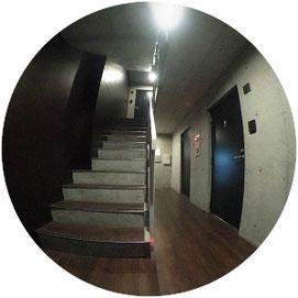 外観/共用部↓360°画像によるバーチャル内覧はこちら。↓パラッツォ7/8-Palazzo7/8