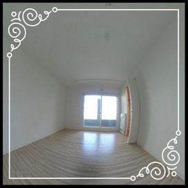 洋室②↓360°画像によるバーチャル内覧はこちら。↓レジデンスパーク札幌北