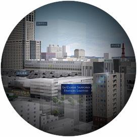 〒060-0807 北海道札幌市北区北7条西5丁目6-3ラ・クラッセ札幌ステーションリミテッド-LaClasseSapporoStationLimited
