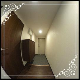 玄関②↓360°画像によるバーチャル内覧はこちら。↓グレースガーデンN30-203号室