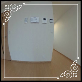 内装/専有部 ↓360°画像によるバーチャル内覧はこちら。↓プレリー6号室-Praire-06