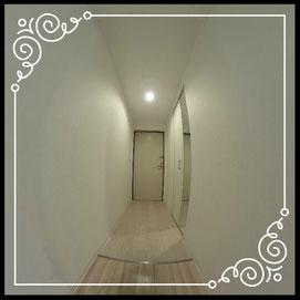 玄関①↓360°画像によるバーチャル内覧はこちら。↓レジデンスパーク札幌北