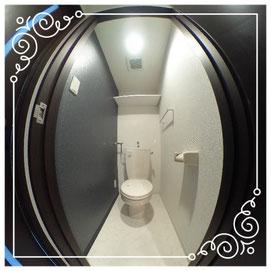 トイレ↓パノラマで内覧体験できます。↓マンダリン北7条302号室-MandarinN7-302