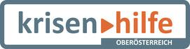 Logo und Verlinkung zur Krisenhilfe Oberösterreich