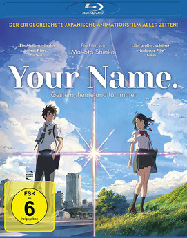 Your Name. © Universum Anime