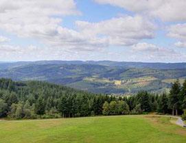 randonnée avec un âne : circuit monts et bocages (3 jours en Limousin)
